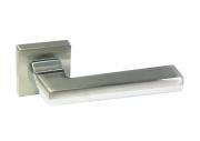 Дверная ручка RICH-ART R18 H309 SN/CP